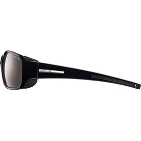 Julbo Monterosa Spectron 4 Sunglasses Damen black/black-brown flash silver